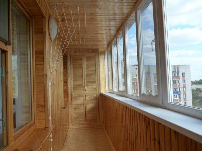Балкон под ключ екатеринбург. - остекление - каталог статей .